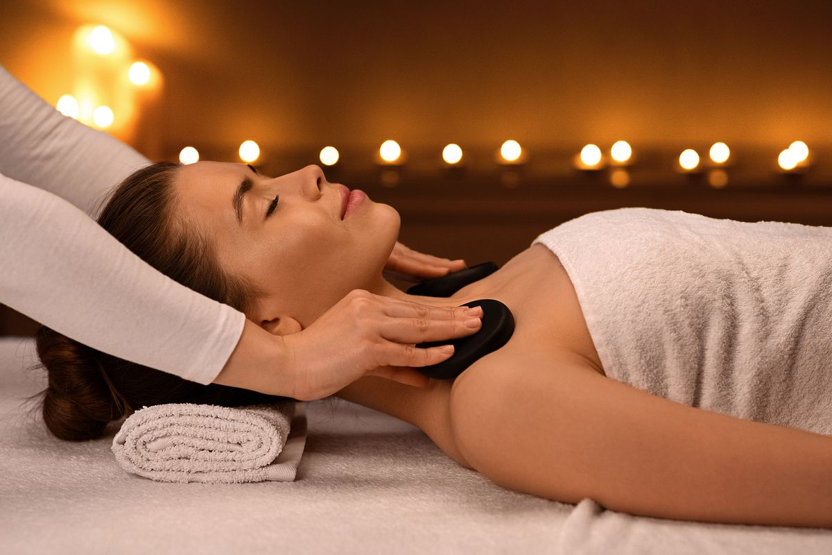 downtown Indianapolis massage Gentspa